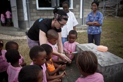 Katy Perry UNICEF Madagascar Visit