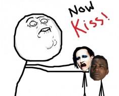 Marilyn Manson Gucci Mane Now Kiss