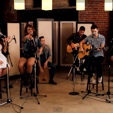 Fifth Harmony and Boyce Avenue Cover Justin Timberlake's 'Mirrors'