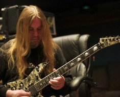 Jeff Hanneman Slayer RIP