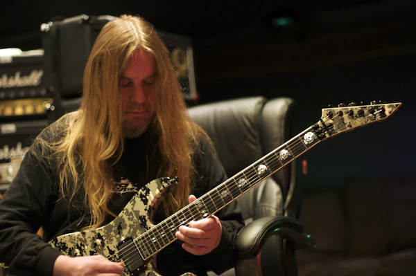 Jeff Hanneman Slayer RIP
