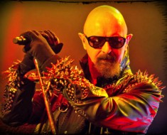 Judas Priest Rob Halford Wallpaper