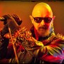 Judas Priest's Rob Halford In A Wheelchair!