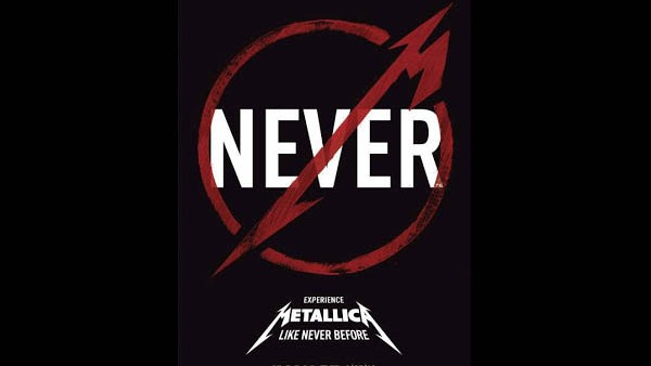 Metallica Release Trailer & Poster For 3D Movie