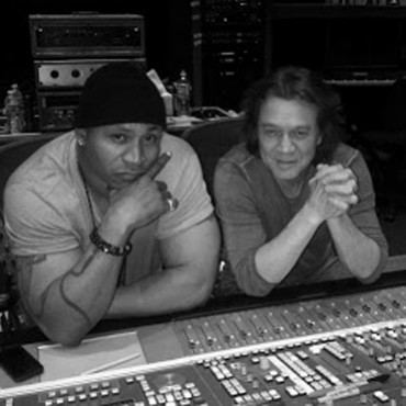 LL Cool J Eddie Van Halen Collaboration