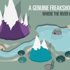 Review: A Genuine Freakshow – 'Where The River Bends' EP