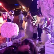 Mariah Carey & Nick Cannon Renew Wedding Vows!
