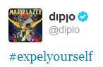 Diplo Twerking Twitter