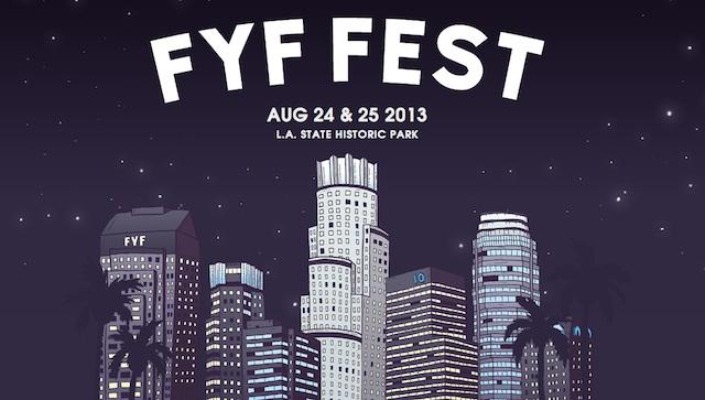 fyf fest, festival, indie