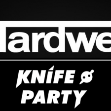 Knife Party and Hardwell Working Together?