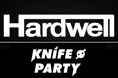 hardwell, knife party, edm