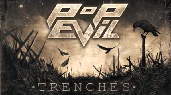 Pop Evil Trenches Music Video