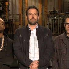Watch Kanye West's SNL Teaser
