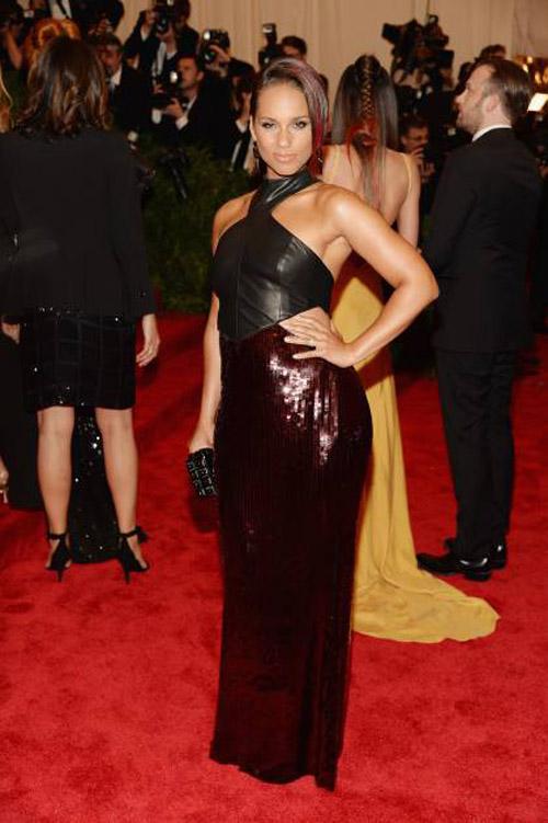 Alicia Keys Met Gala