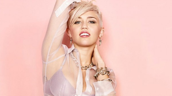 Miley Cyrus Announces New Single, 'We Can't Stop'