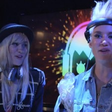 See NERVO Behind the Scenes of 'One Life to Live'