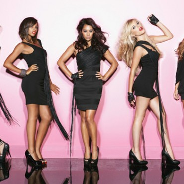 The Saturdays Gentleman Music Video
