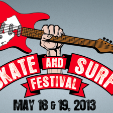 Skate and Surf 2013…More like Skate and Suck