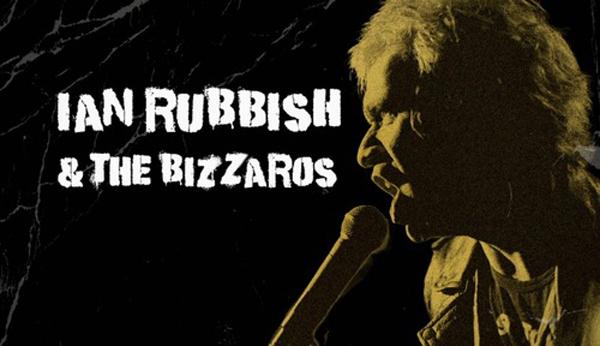 Fred Armisen Ian Rubbish & the Bizzaros Wallpaper