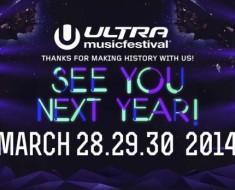 ultra music festival. umf