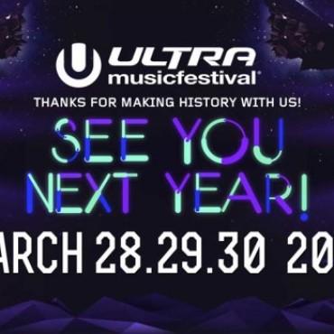 ultra music festival, edm