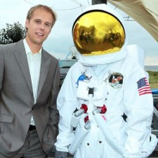 Armin Van Buuren To Be The First DJ In Space!