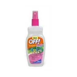 Off! Tropical Scent Bug Spray