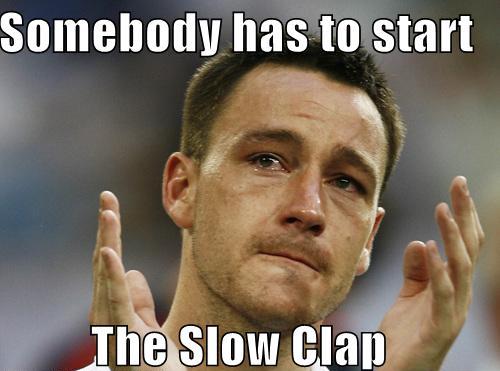 Funny Applause Meme : Joan jett named sunset strip music festival honoree
