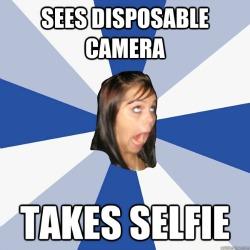 Selfie Meme