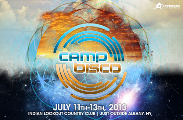 Camp Bisco Logo
