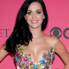 Katy Perry Stuns In First-Ever Vogue Cover!