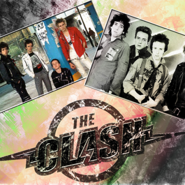 The Clash Wallpaper