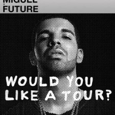 Drake Will Be Going On Tour With Miguel and Future This Fall