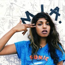 "M.I.A. Releases New Single, ""Bring The Noize"""