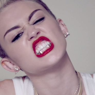 miley cyrus, we can't stop, music video