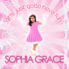 "Sophia Grace Releases First Music Video, ""Girls Just Gotta Have Fun"""