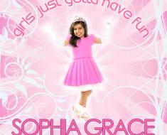 Sophia Grace Girls Just Wanna Have Fun