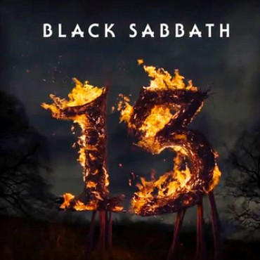 Black Sabbath 13 Album Stream Cover Art