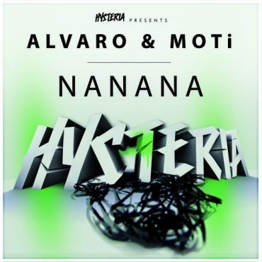 Alvaro & Moti Nanana Hysteria Cover