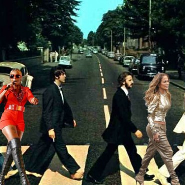 Beatles Abbey Road Jennifer Lopez Mary J. Blige Edit