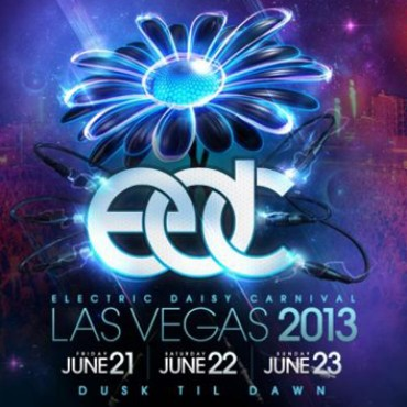 Electric Daisy Carnival EDC Las Vegas