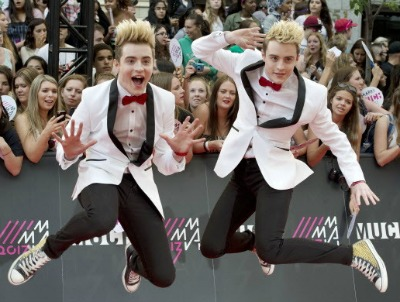 Jedward: Why are you here? How are you still a thing? Please leave.