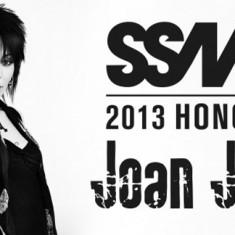 Joan Jett Sunset Strip Music Festival Honoree