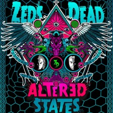 "Zeds Dead Announce US ""Altered States"" Tour With Pretty Lights, Krewella, & More!"
