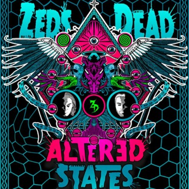 Zeds Dead Altered States US Tour