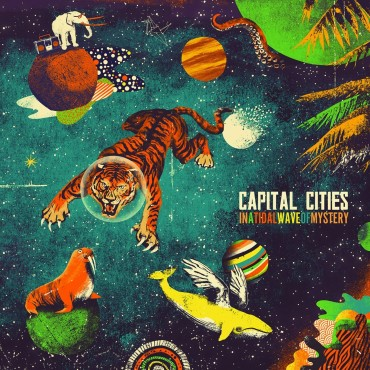 capital cities the mystery