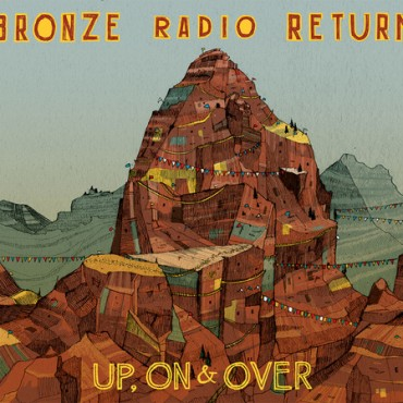 bronze radio return - up over and over