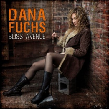 dana fuchs - bliss avenue