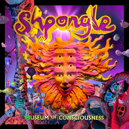 Shpongle Museum Of Consciousness