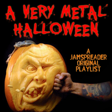 Halloween Playlist JamSpreader